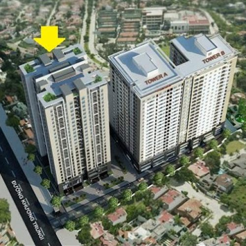 Chung cư Star Tower 283 Khương Trung