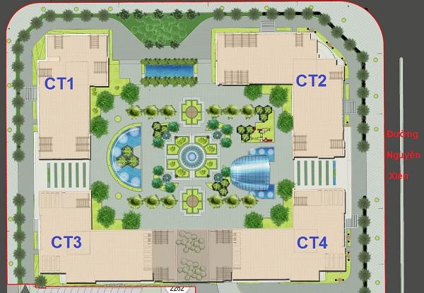tiện ích chung cư eco green city