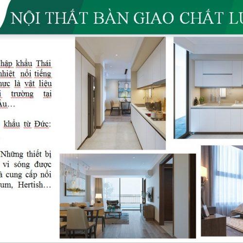 Nhà Mẫu Dự Án Chung Cư Northern Diamond Long Biên