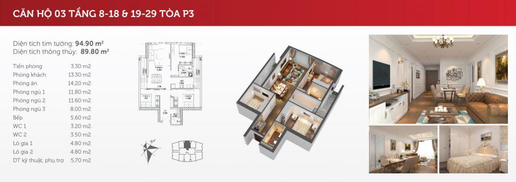 nội thất dự án chung cư 360 giải phóng
