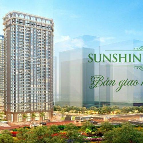 Chung cư  Sunshine Garden – Sao Ánh Dương