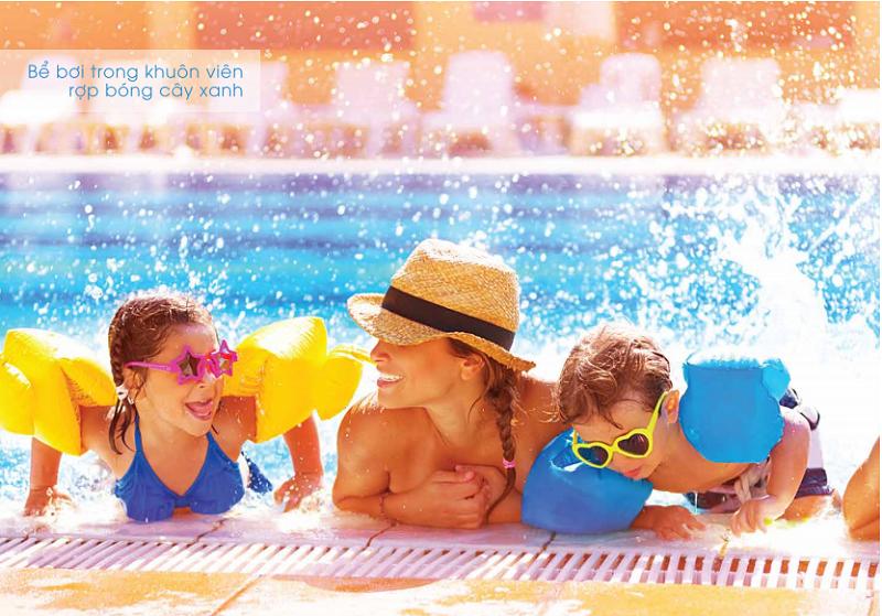 bể bơi ecohome phúc lợi