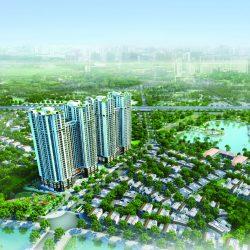Chung cư Five Star Garden Kim Giang