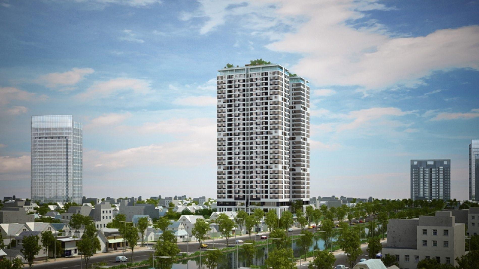 Chung cư 349 Vũ Tông Phan Riverside Garden