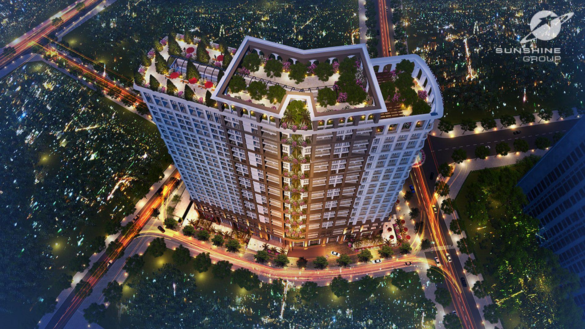 Dự án SunShine Palace Hoàng Mai
