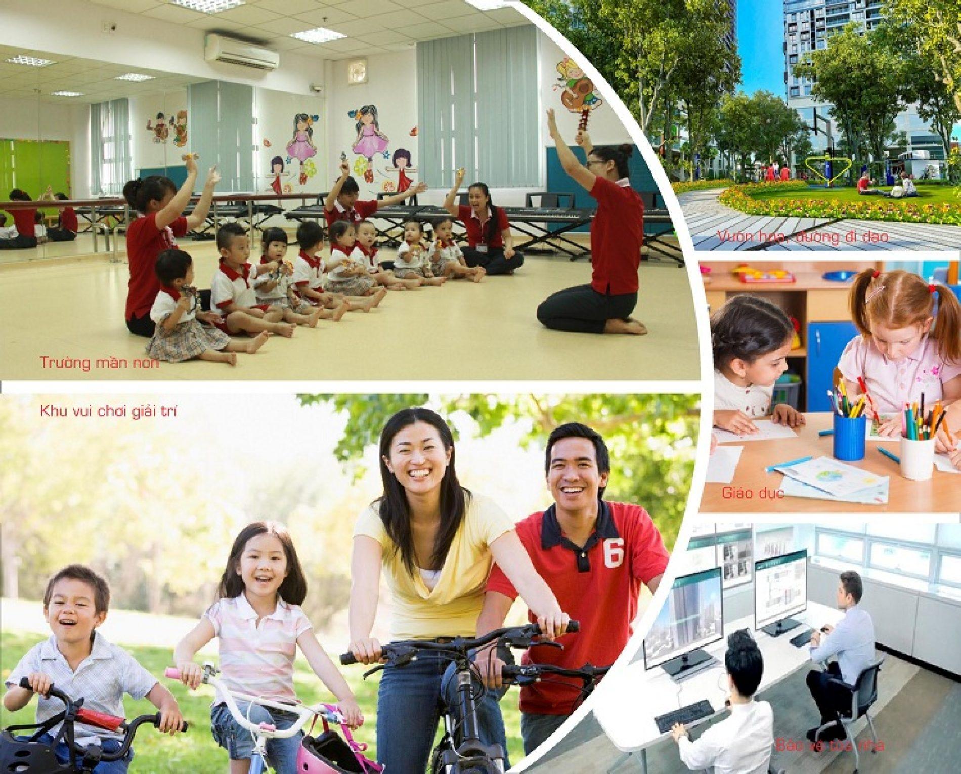 Dự Án Chung Cư 40 Thịnh Liệt Quận Hoàng Mai