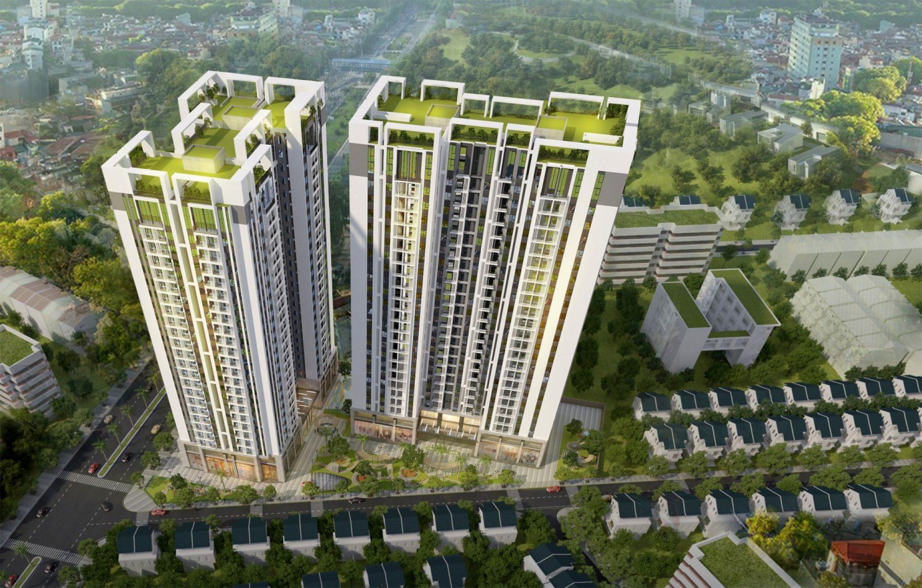 Chung Cư Sky Central 176 Định Công