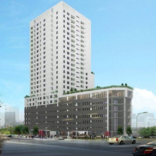 """Tân Hồng Hà Complex -căn hộ cao cấp có """"mặt tiền triệu đô"""" tại Trường Chinh"""