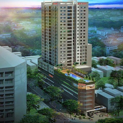CHUNG CƯ TÂN HỒNG HÀ TOWER 317 TRƯỜNG CHINH