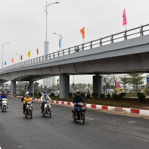 Long Biên: Hà Nội chi gần 1.000 tỷ đồng làm 1,5 km đường