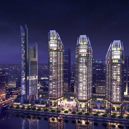 Dự án Chung cư Eco Luxury Minh Khai