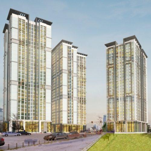 Dự án chung cư panorama Hoàng Mai
