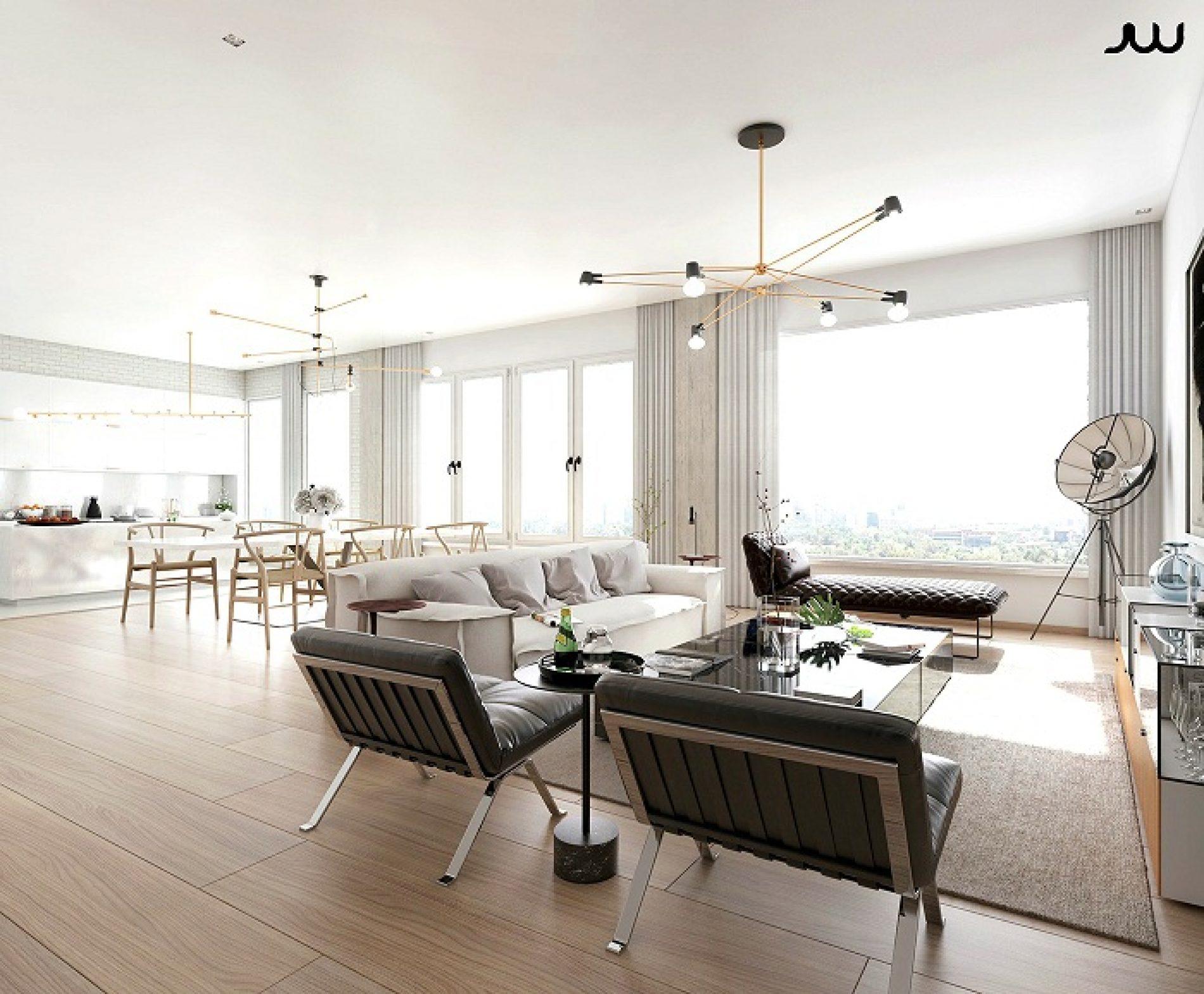 Dự án Tân Hồng Hà Complex – Tạo dựng cuộc sống phong cách Mỹ