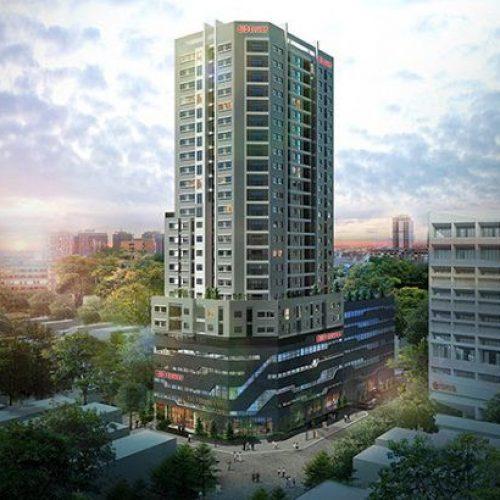 Chung cư Tân Hồng Hà Complex-Sống theo phong cách Mỹ