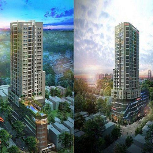 Thông số kỹ thuật Tân Hồng Hà Complex 317 Trường Chinh