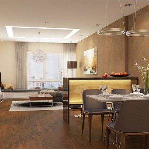 Thiết kế căn hộ Ruby city CT3 Phúc Lợi