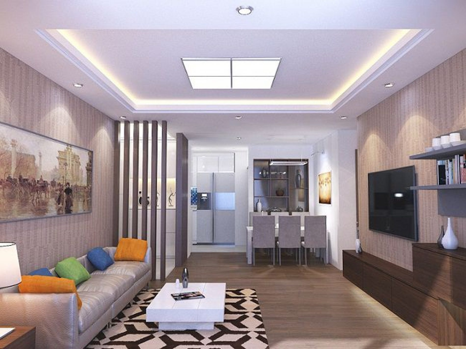Căn hộ 2 Phòng Ngủ Tân Hồng Hà Complex hot nhất dự án