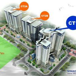 Chung cư CT2A Thạch Bàn – Căn Hộ Giá Rẻ