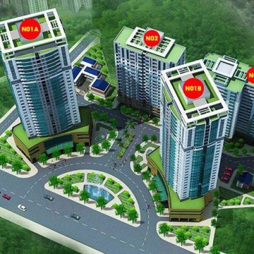 Dự án Chung cư K35 Tân Mai Bộ Quốc Phòng