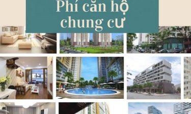 Quy định về phí quản lý tòa nhà chung cư