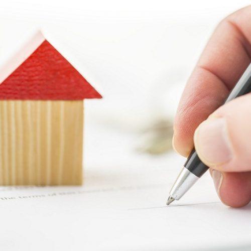Hợp đồng thuê căn hộ chung cư và hợp đồng cho thuê nhà đất
