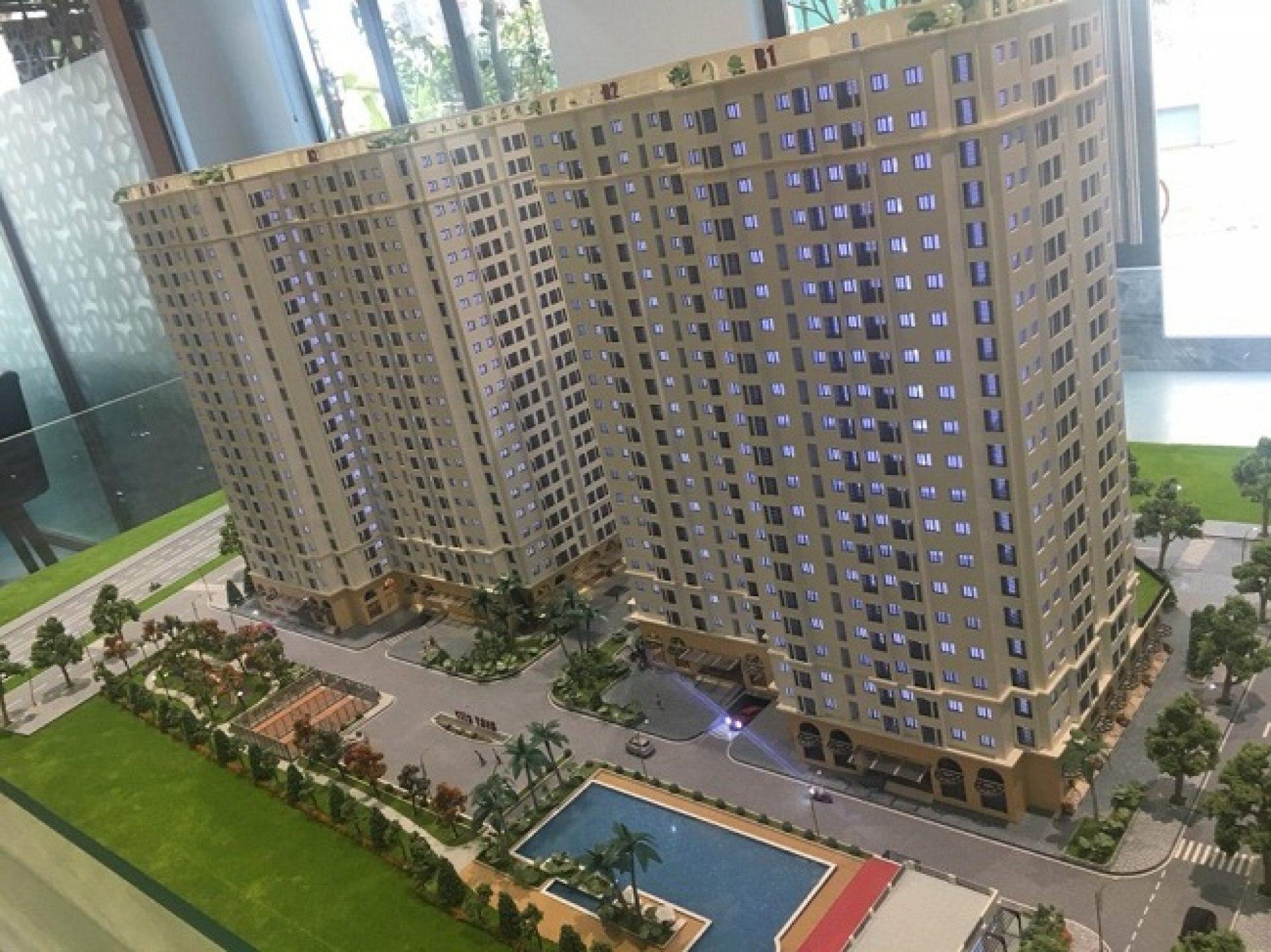 Bảng giá căn hộ chung cư Ruby city ct3