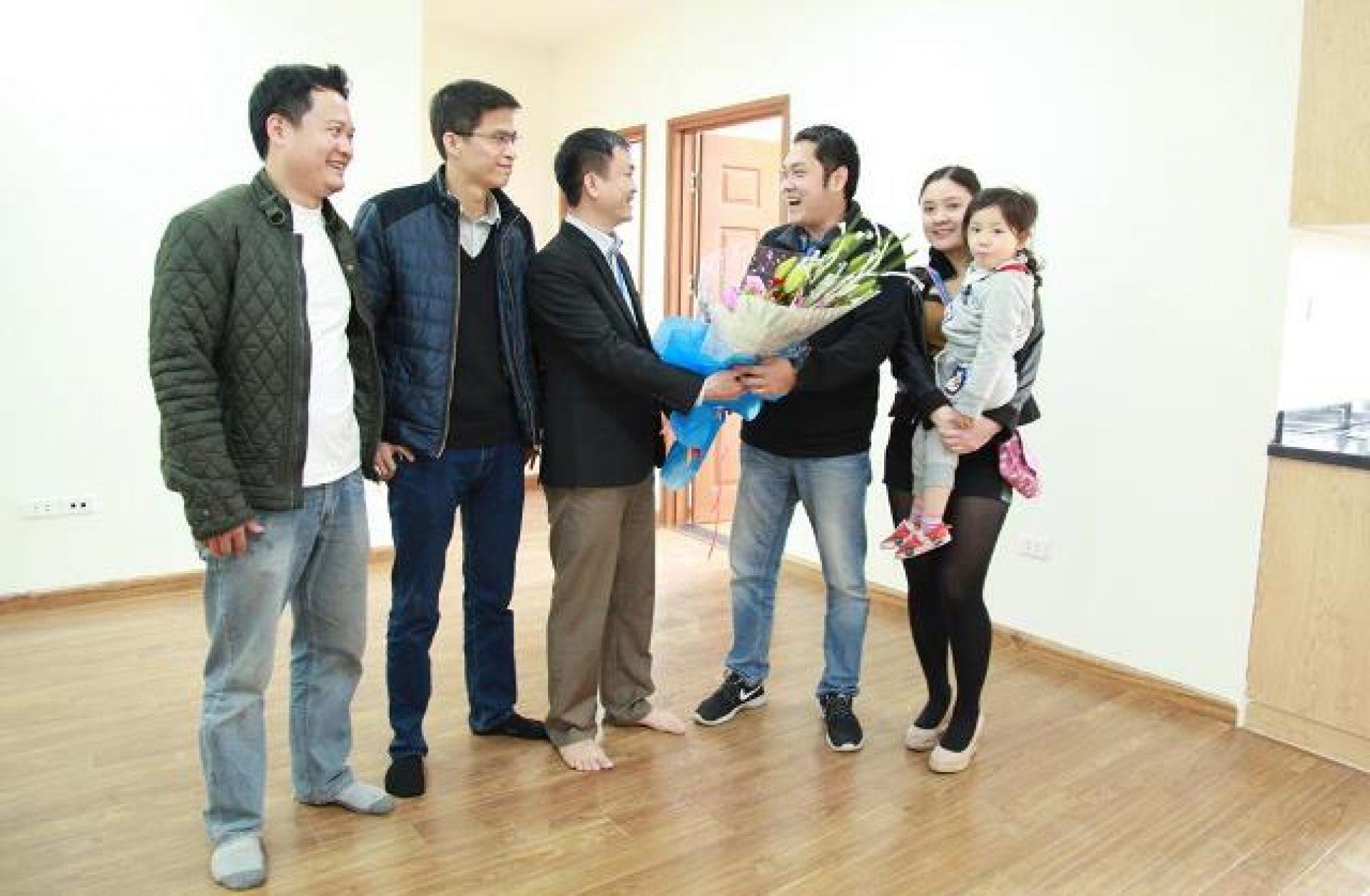 Kinh nghiệm nhận nhà chung cư – chia sẻ từ chuyên gia