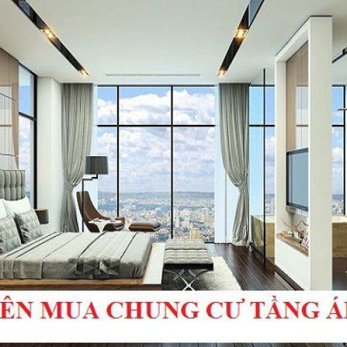 Có nên mua chung cư tầng áp mái hay chung cư tầng 13