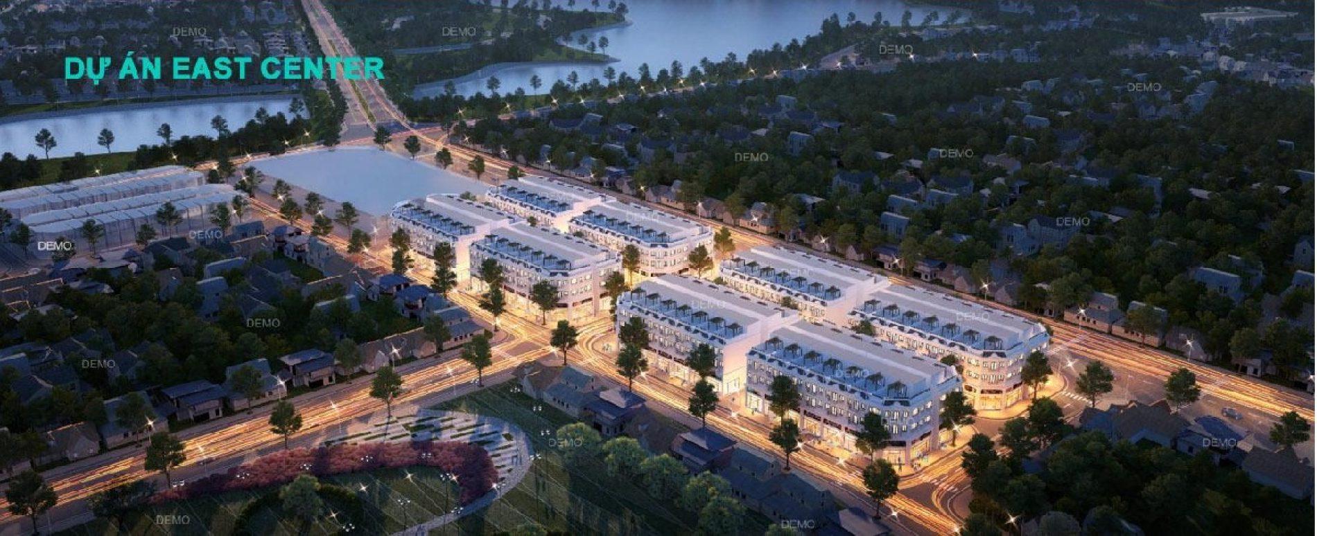Dự án East Center Khu Đô Thị Mới Trâu Qùy
