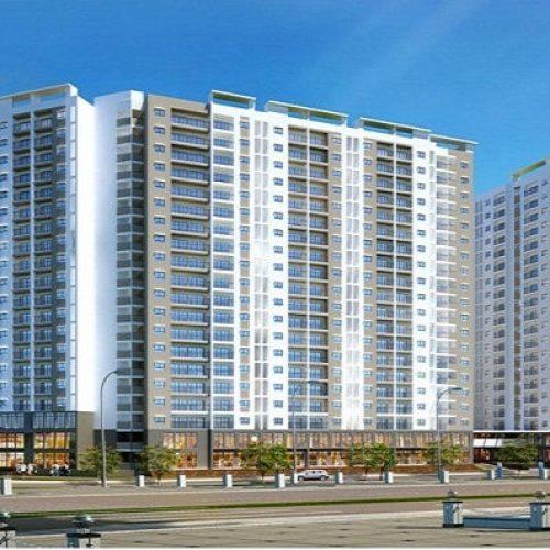 Nhà ở xã hội Phúc Đồng – 1500 căn hộ giá 16 triệu/m2