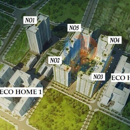 Tiếp nhận hồ sơ đăng ký mua nhà ở xã hội Ecohome 3
